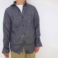 orslow BLACK SHAMBRAY WORK SHIRT (オアスロー ブラックシャンブレーワークシャツ)サムネイル