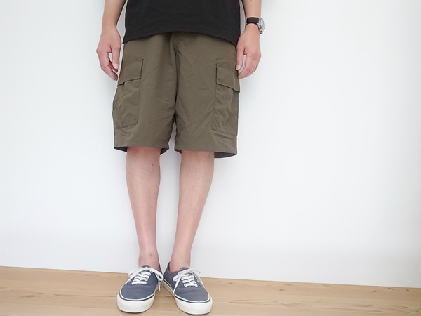 BURLAP OUTFITTER CARGO SHORTS