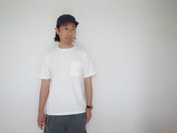 Jackman JM5009 Poket T-shirt(ジャックマン ポケットTシャツ)