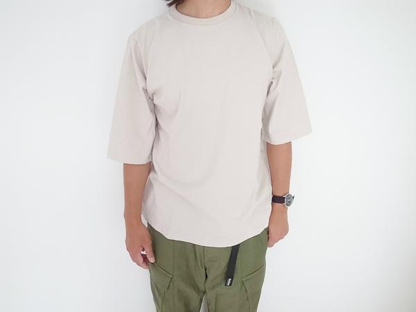 Jackman 1/2 Sleeved T-shirt JM593 (ジャックマン)