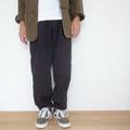 HEALTH  Easy pant ♯7 BLACK (ヘルス イージーパンツ)サムネイル