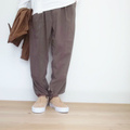 HEALTH  Easy pant ♯6 KHAKI (ヘルス イージーパンツ)サムネイル