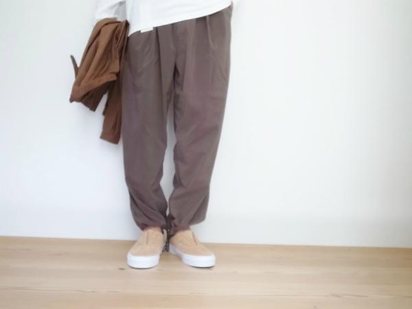 HEALTH  Easy pant ♯6 KHAKI (ヘルス イージーパンツ)