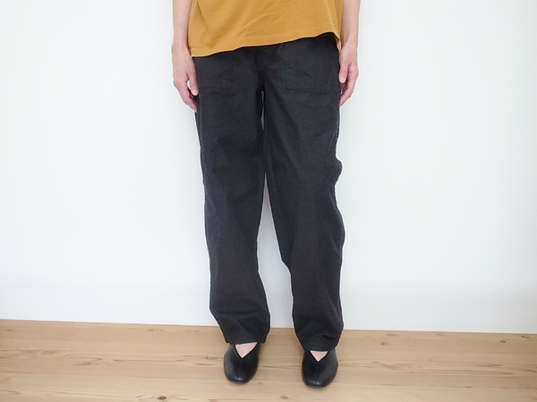 Ordinary fits TOMAS PANTS ONE WASH