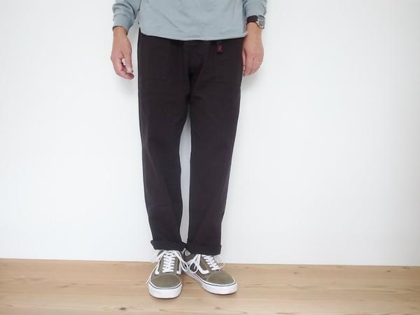 GRAMICCI LOOSE TAPERED PANTS  (グラミチ ルーズテーパードパンツ)