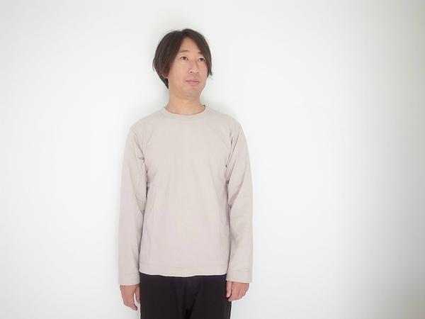 BETTER RAFFY COTTON L/S T-SHIRT(ベター Tシャツ)