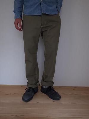 SiFURY シフリー PASS PANTS SOTT041 KHAKI