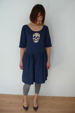 LEFT FIELD レフトフィールド G'S DRESS SKULL
