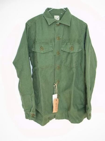 orslow メンズ US ARMY SHIRTS