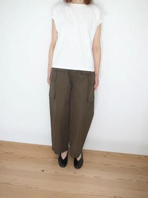 Ordinary fits ladys DROP TEE OFF