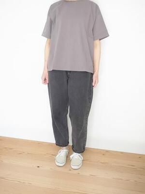 Ordinary fits UNISEX TEE GRY