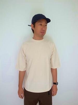 Jackman 1/2 Sleeved T-shirt JM5930 Kinari