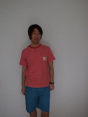 FIDERITY  S/S REVERSIBLE-T RED