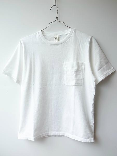 Jackman JM5009 Poket T-shirt White