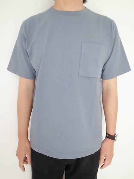 Jackman JM5009 Poket T-shirt  Shadow Sax