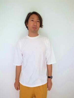 Jackman 1/2 Sleeved T-shirt JM5930  White