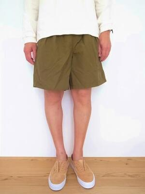 BURLAP OUTFITTER TRACK SHORT NEW OLIVE