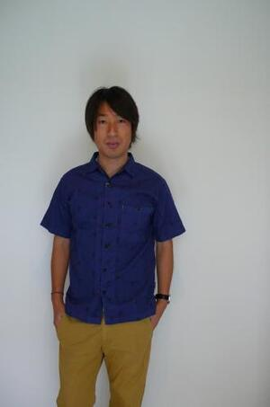 GO HEMP ゴーヘンプ DAY AFTER SHIRTS NAVY