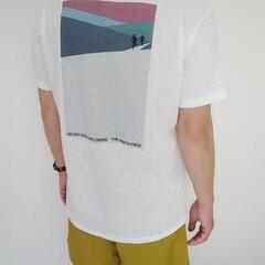 THE NORTH FACE S/S EXPLORER MESH TEE