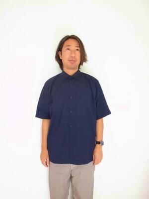 HEALTH ヘルス SUMMER SHIRTS ♯1 NAVY