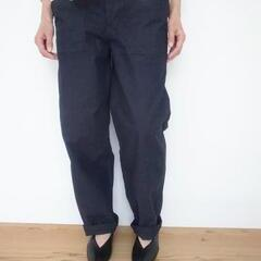 Ordinary fits TOMAS PANTS ONE WASH IND  P079W