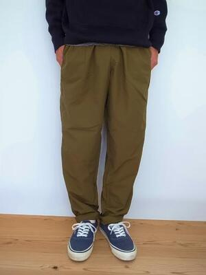 BURLAP OUTFITTER TRACK PANT NEW OLIVE