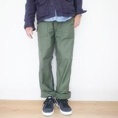 orslow US ARMY FATIGUE PANTS