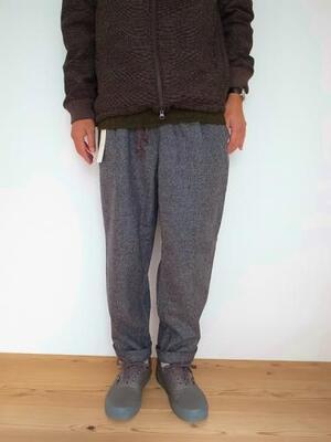 HEALTH ヘルス Easy pants #2 GRAY