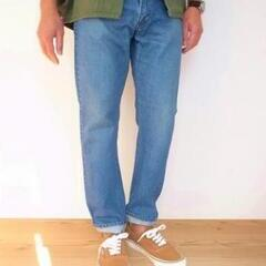 orslow メンズ IVY FIT JEANS 107 2YEAR