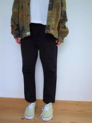 orslow レディースBILLY JEAN BLACKCHINO