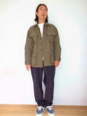 orslow US ARMY TROPICAL JAKET