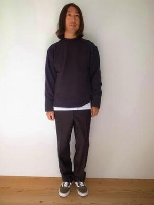HEALTH ヘルス Trouser #1 Black