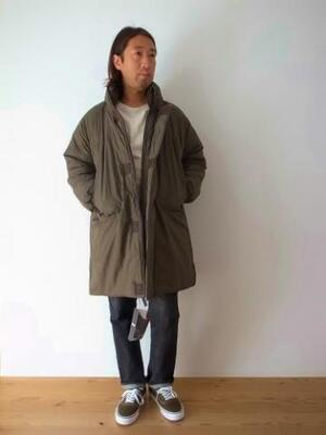 WILD THINGS MONSTER PARKA 20